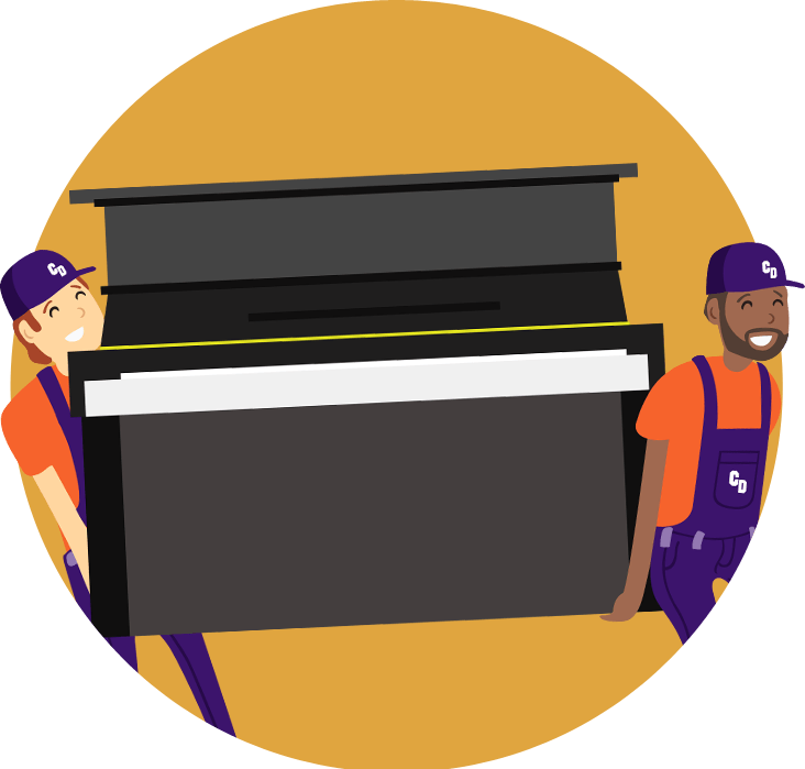 Piano Movers In Charlotte