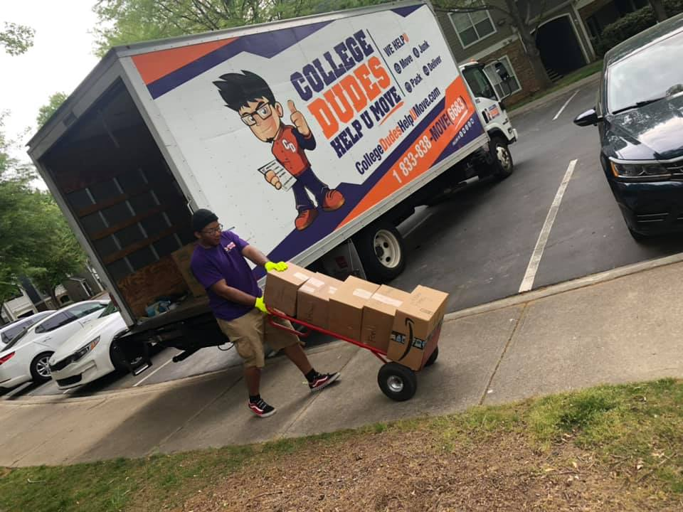 movers in Charlotte