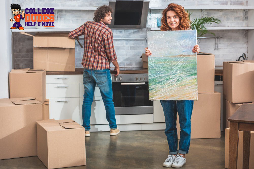 4 Reasons to Hire a Professional Moving Company to Move Your Art Collection